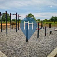 Parcours Sportif - Saint-Martin-de-Crau - Parc Street Workout Saint-Martin-de-Crau