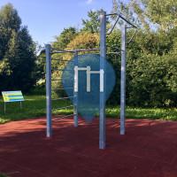Пойнг - уличных спорт площадка - Bergfeldsee