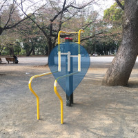 Tokyo - Palestra all'Aperto - Rinshi No Mori Park