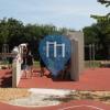 Гейдельберг - уличных спорт площадка - Alla Hopp Bewegungsstätte