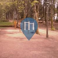 Vila Real - Ginasio ao ar livre - Parque Florestal