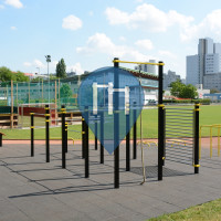 Vienna - Calisthenics Equipment -  Stadion - Sportanlage Hopsagasse