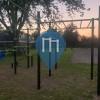 Воркаут площадка - Утрехт - Calisthenics Park Hoograven