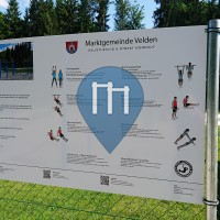 Parque Calistenia - Velden am Wörther See - Calisthenics Gym -Waldarena Velden