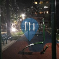 Fitness Park - Singapore - Outdoor Gym Cantonment