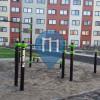 Утрехт - Воркаут площадка - Hogeweide (Place2BU)