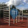 Bergisch Gladbach - Calisthenics Park - Integrierte Gesamtschule Paffrath
