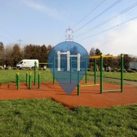 Villiers-le-Bel - Exercise Park - Body Boomers