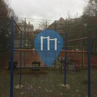 Saint-Gilles - Outdoor Exercise Station - Carré de Moscou