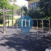 Berlin - Calisthenics Park - Böklerpark