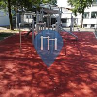 Schlangen - Parc Street Workout - Calisthenics Park August-Hermann-Francke-Gesamtschule