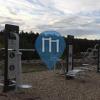 Public Pull Up Bars - Żmigród - Truckers Life Outdoor Fitness siłownia