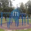 Minsk - Street Workout Park - vulica Hastely