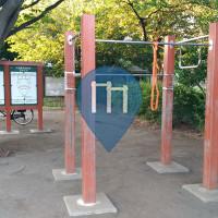 Komae - Outdoor-Fitnessanlage - Higashinogawa