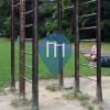 Bratislava - Parc Outdoor Fitness - Líščie údolie