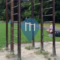 Bratislava - Outdoor Fitness Geräte - Líščie údolie
