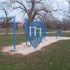 Chicago - Outdoor Fitnessstation - Marquette Park and Fishing Spot