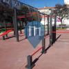Lissabon - Calisthenics Park - Olivais