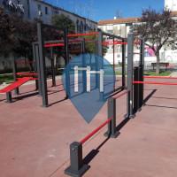 Lisboa - Parque Calistenia - Olivais
