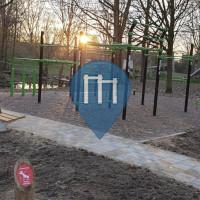 Arnhem - 户外运动健身房 - Silverbackz outdoor Calisthenics plein