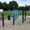 Combourg - Outdoor Fitnessstationen - Lac Tranquille