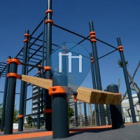 Béthune - Parque Street Workout - Kenguru.PRO