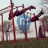 Elridge - Calisthenics Park - Sheridan Meadows Park