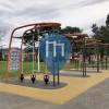 Barre de traction en plein air - Bilbao - Calistenia Parque Sarriko