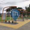 Parque Calistenia - Bilbau - Calistenia Parque Sarriko