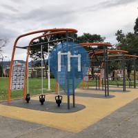 Calisthenics Facility - Bilbao - Calistenia Parque Sarriko