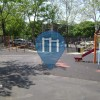 New York City - Outdoor Fitness Studio - Harry Maze Playground