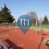 Копер - Воркаут площадка - Stadion Bonifika