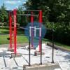 Náměšť nad Oslavou - Street Workout Park - RVL13