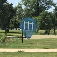 Oklahoma City - Outdoor Exercise Gym - Swatek Park