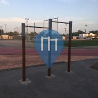 Майрена-дель-Алькор - Перекладины под открытым небом - Polideportivo Municipal