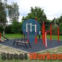 Chrudim - Parc Street Workout