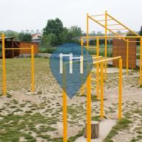 Olomouc - Parc Street Workout - Nebeská