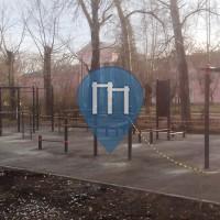 "Kamensk-Uralsky - Calisthenics Park - Sports complex ""Salute"""