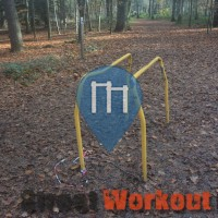 Mönchengladbach - Fitness Trail - Hardter Wald
