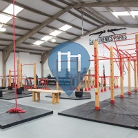 INDOOR - Hull - 徒手健身公园s - Drypool - Bodyweight Fitness Gym