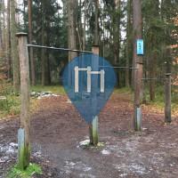 Bamberg - Outdoor Fitness Trail - Hauptsmoorwald