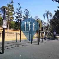 Воркаут площадка - Брисбен - Outdoor Gym Toowong Anzaac Park