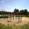 Do it yourself (DIY) calisthenics park