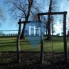 Энс - уличных спорт площадка - Fitnessparcour Im Schlosspark Enns