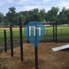 Greenville - Outdoor Exercise Park - Cleveland Park