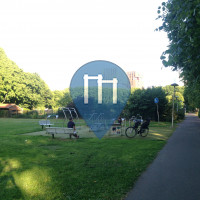 Utrecht - 户外运动健身房 - Park Transwijk