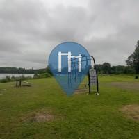 户外运动健身房 - 代尔夫特 - Calisthenics Park Delftse Hout