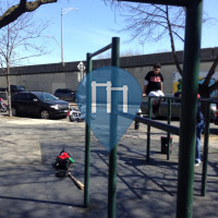 Woodside - Outdoor Fitness Equipment - Big Bush Park