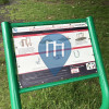 Calisthenics-Anlage - London - Palewell Common Outdoor Gym