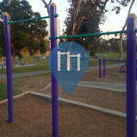 Inglewood - Outdoor Exercise Park - Edward Vincent Jr Park